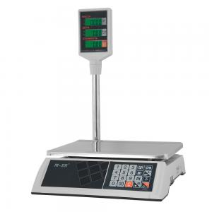 "Весы со стойкой M-ER 326ACP-32.5 ""Slim"" LCD"