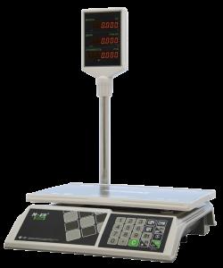"""Весы со стойкой M-ER 326ACP-32.5 """"Slim"""" LED"""