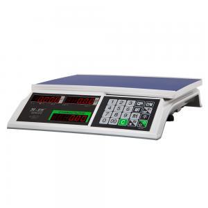 """Торговые настольные весы M-ER 326AC-32.5 LED """"Slim"""""""