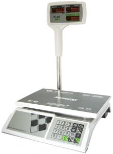 """Весы со стойкой M-ER 326ACPX-15.2 """"Slim'X"""" LED"""