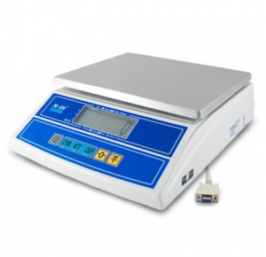 "Фасовочные весы M-ER 326AF-32.5 ""Cube"" LCD RS232"