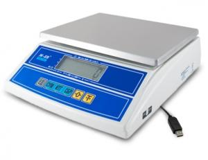 """Фасовочные весы M-ER 326AF-15.2 """"Cube"""" LCD USB"""