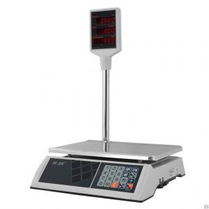 "Весы M-ER 327ACP-15.2 LED ""Ceed"" со стойкой"
