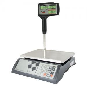 """Весы торговые M-ER 327ACPX-32.5 """"Ceed X"""" LCD со стойкой"""