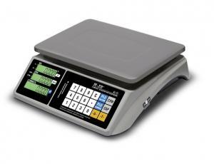 """Торговые настольные весы M-ER 328 AC-32.5 """"Touch-M"""" LCD"""