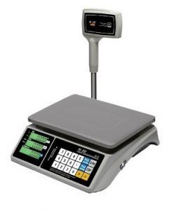 "Весы торговые M-ER 328 AC(PX)-15.2 LCD ""Touch-M"" RS232 и USB"