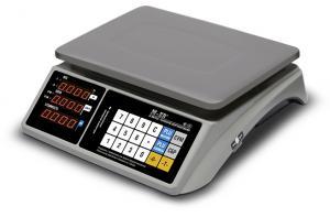 "Торговые весы M-ER 328 AC-32.5 ""Touch-M"" LED RS-232"