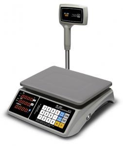 "Весы торговые M-ER 328 AC(PX)-15.2 ""Touch-M"" LED RS232 и USB"
