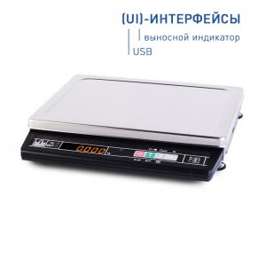 Товарные весы МАССА МК-6.2-А21 (интерфейс USB)