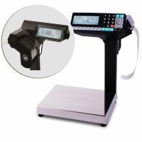 Весы с печатью этикеток  МК- 32.2-R2P-10
