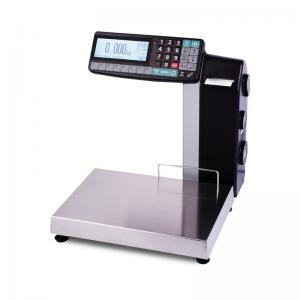 Весы с печатью этикеток  МК- 32.2-RL-10-1