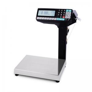 Весы с печатью этикеток Масса-К МК-32.2-RP10-1
