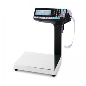 Весы с печатью этикеток  МК- 15.2-RP-10