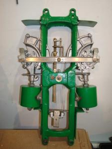 Ремонт механических автомобильных весов